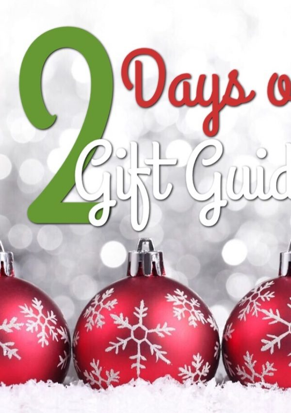 #12DaysofGiftGuides: Gift Ideas for Toddler Boys
