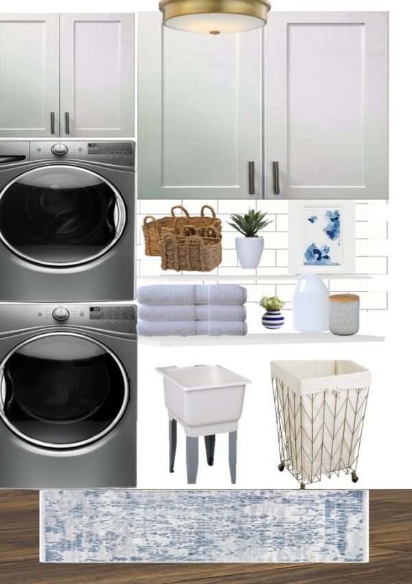 Laundry Room Plans and Inspiration
