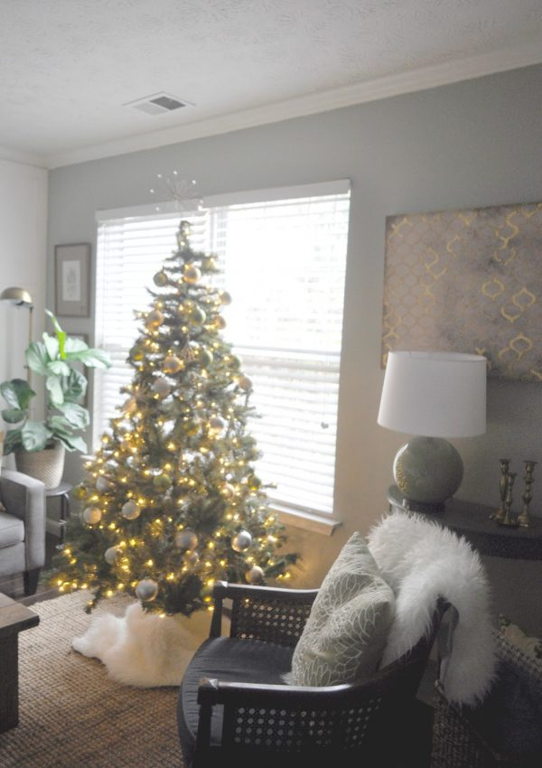 Simple Holiday Touches around my Home- Christmas 2015