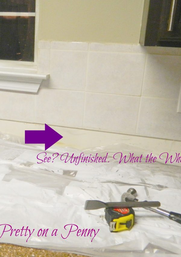 My {Own} Tile Demo…What am I Thinking?!