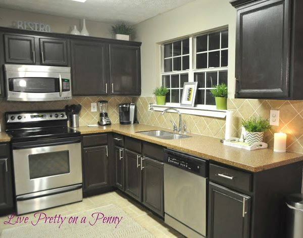 # LivePrettyKitchen: Kitchen Progress