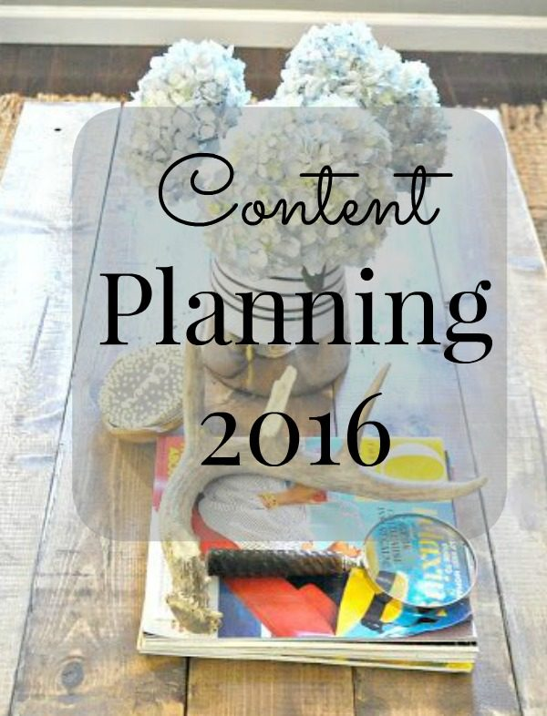 Giveaway Time!!! Help Me Plan My Content For 2016