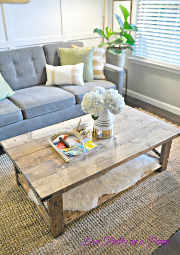 DIY Coffee Table