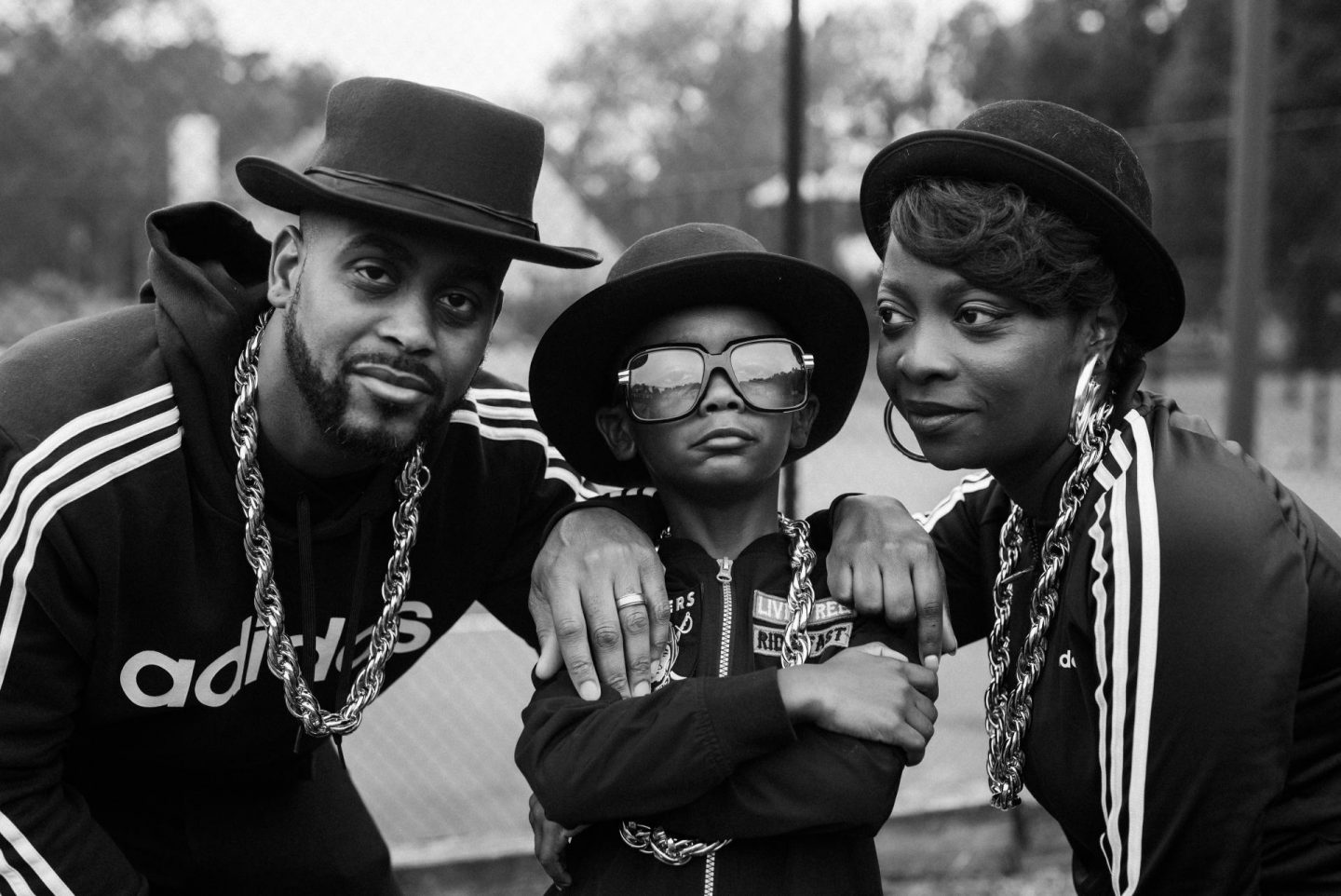 Run DMC Themed Halloween Costume