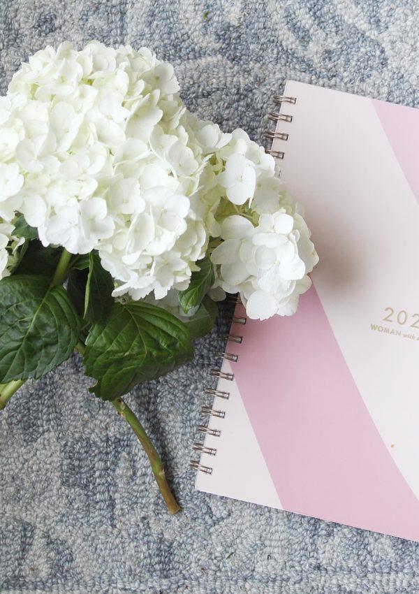 2020 create cultivate planner