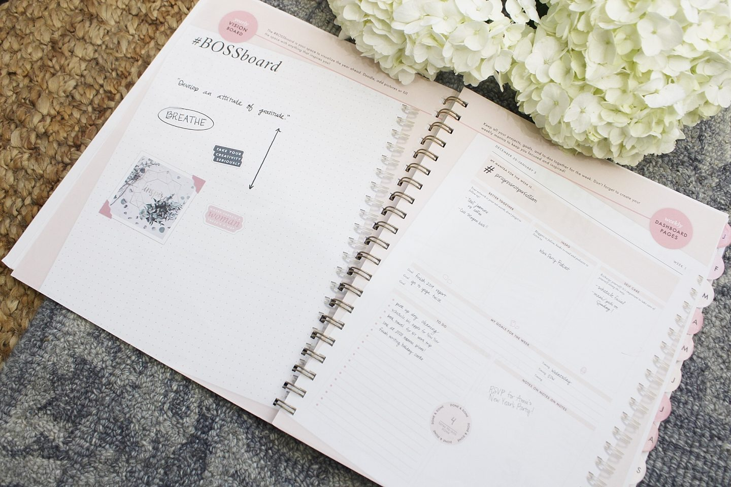 2020 create&cultivate planner