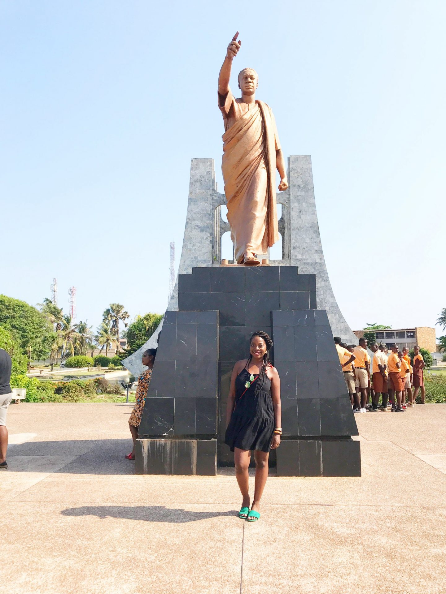 ghana in 10 days Kwame Nkrumah
