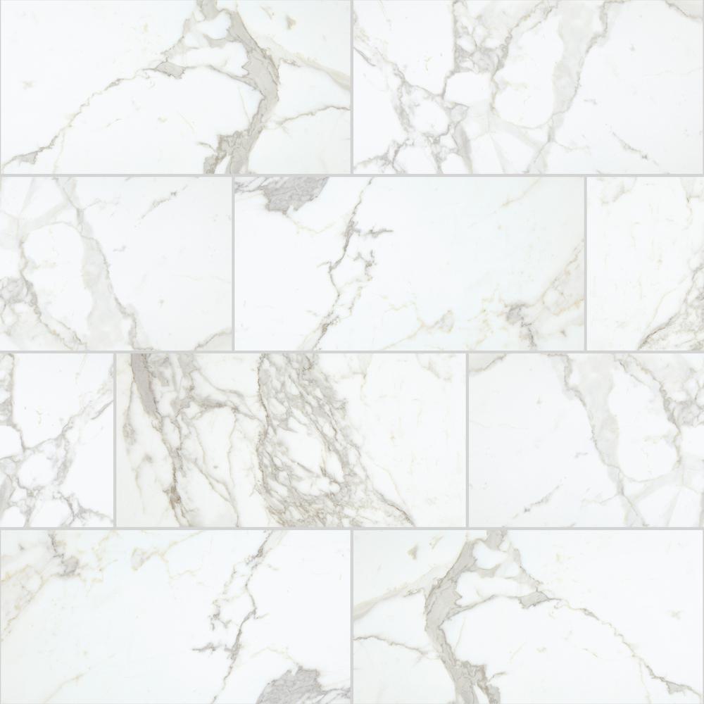 calacatta marvel matte daltile porcelain tile