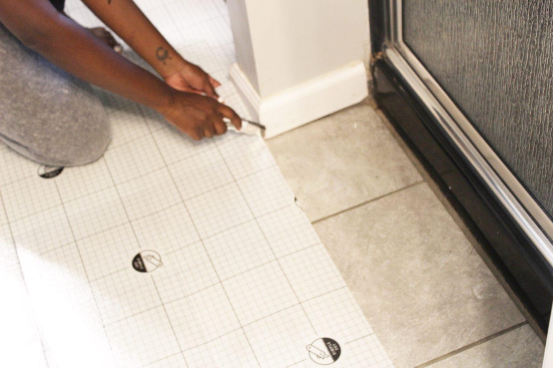 quicprep tile underlayment