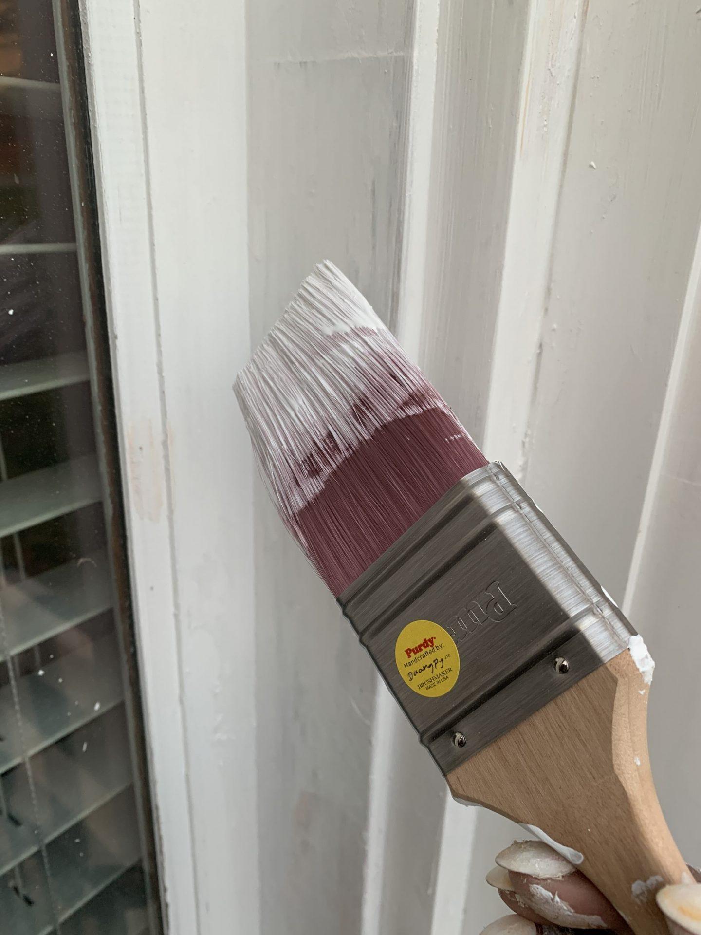 Purdy Nylox Brush