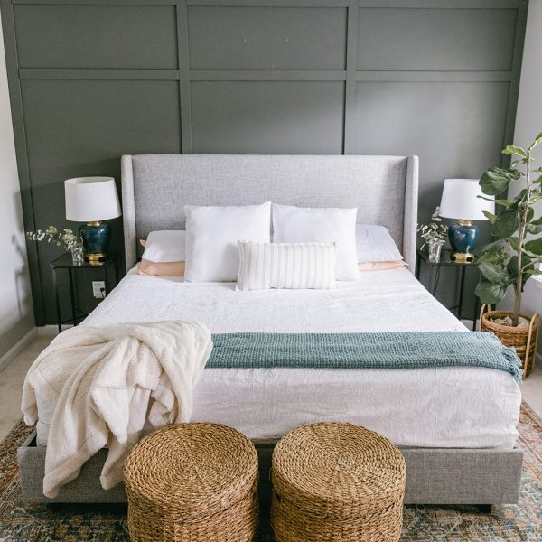 Simple Late Spring Bedroom Refresh